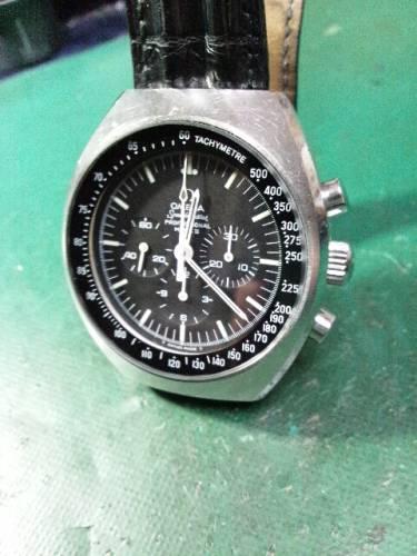 オメガ スピードマスター プロフェッショナル マーク2Ref.145.014 オーバーホール