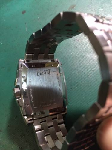 PIAGET ピアジェ アップストリーム Ref.27050 分解掃除