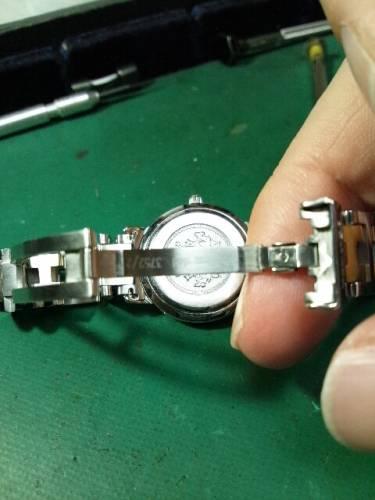 エルメスクリッパーCL4.220ベルト修理
