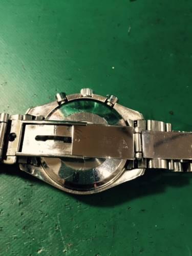 オメガスピードマスターバックル修理