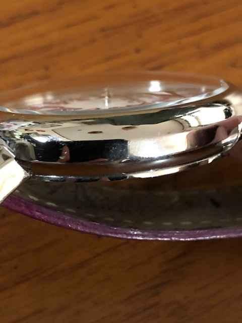 ガガミラノマニュアーレ40 Ref.5020 ガラス交換しました