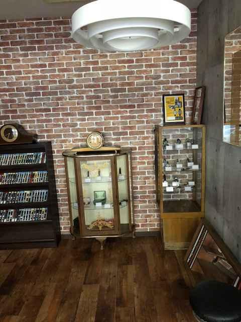時計修理のウォッチ工房 by ヴィンテージ&ユーズド ウォッチ TRUST 店内風景です。⑧