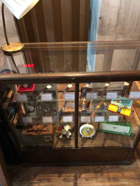 時計修理のウォッチ工房 by ヴィンテージ&ユーズド ウォッチ TRUST 店内風景です。⑥