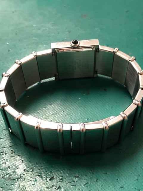 シャネル マドモアゼル H0830 ダイヤベゼル オーバーホールしました