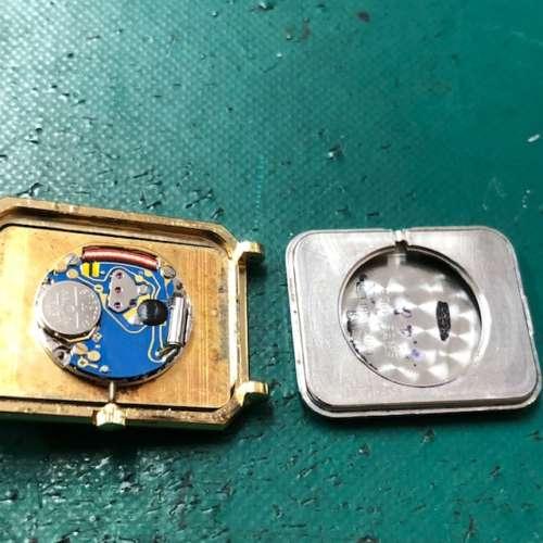 クリスチャンディオール29 12 02 35611オーバーホール、回路交換しました