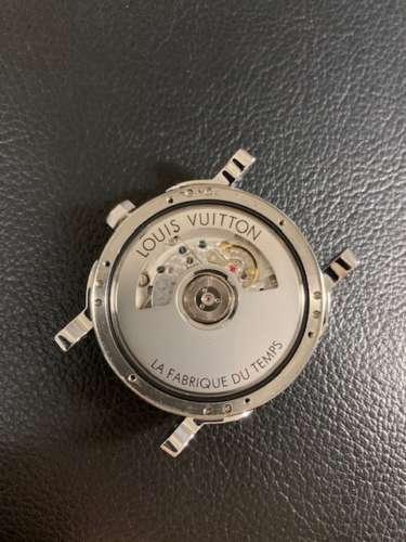 ルイヴィトン エスカル タイムゾーン Q5D200 オーバーホールしました